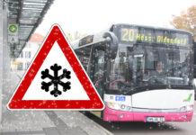 Öffis Wetter Schnee