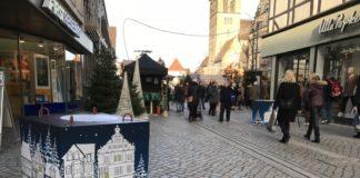 Weihnahctsmarkt Hameln Sicherheit
