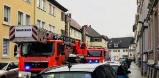 Schlachthofstraße Feuerwehr