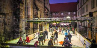 Lütje Eisbahn_Weihnachtsmarkt - ©HamelnMarketing