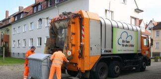 Landkreis Müllabfuhr Feiertage