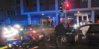 Unfall Kaiserstraße
