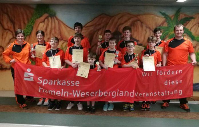 Verein Hamelner Kegler - Stadtjugendmeister