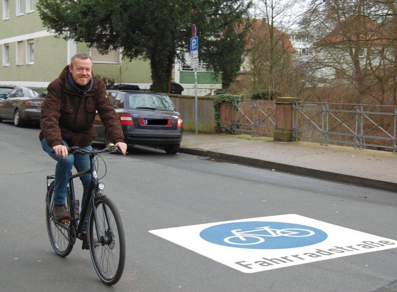 Fahrradbeauftragter Reineke - Stadt Hameln