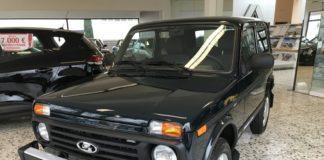 Auto-Schffler 4x4 Lada