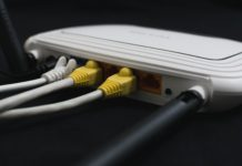 Router Internet Breitband