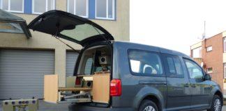 Landkreis Blitzer Auto