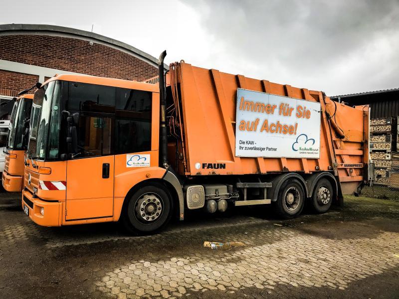 KAW Müllwagen - Quelle_Landkreis Hameln-Pyrmont