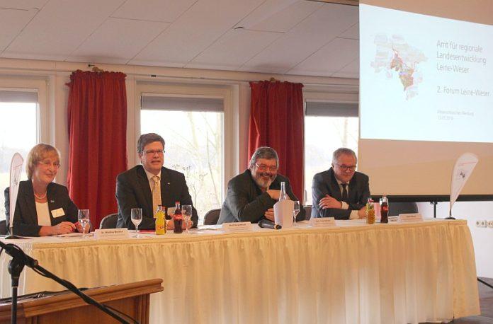 Zweites Forum Leine-Weser