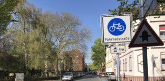 Fahrradstraße - Hameln