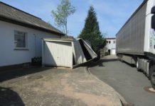 Garage Polizei Bodenwerder