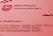 Haftbefehlt Reichsbürger Aerzen