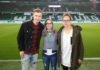 Wolfsburg Fußball Nele Paul
