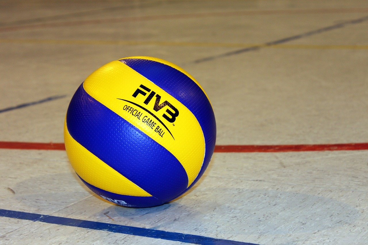 Volleyball Turnhalle Sporthalle