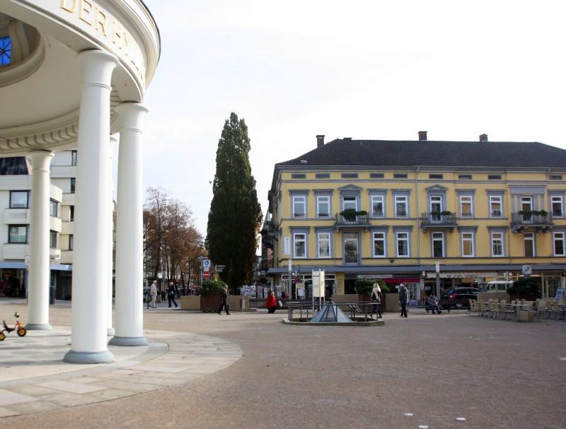Bad Pyrmont Innenstadt