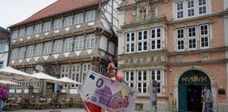 0 Euro Schein Rattenfänger