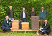Lenze Bienenprojekt - Artenschutz