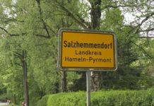 Salzhemmendorf Ortsschild
