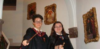 Stadtbibliothek Bad Pyrmont - Harry Potter