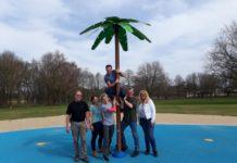 Landkreis Hameln-Pyrmont Pool Party Ferienstart
