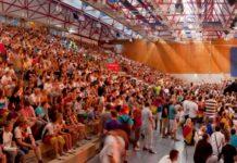 Rattenfängerhalle WM