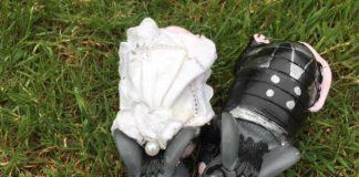 Rattenrennen Weser Brautpaar