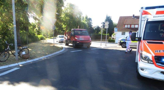 Bad Münder Polizei Kreisel Unfall