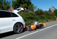 Auffahrunfall Audi