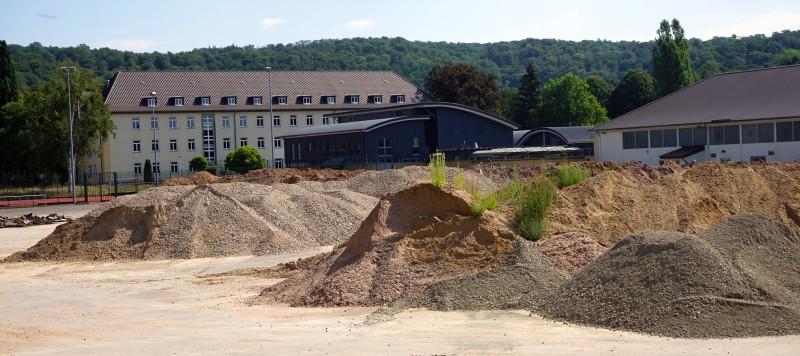 Linsingen-Kaserne Städtebau