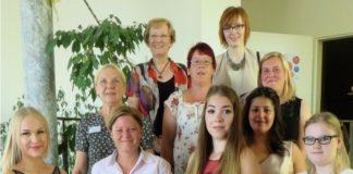 Bildungszentrum für Pflegeberufe Weserbergland - Absolventinnen 2018