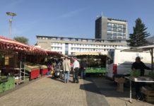 Wochenmarkt Hameln