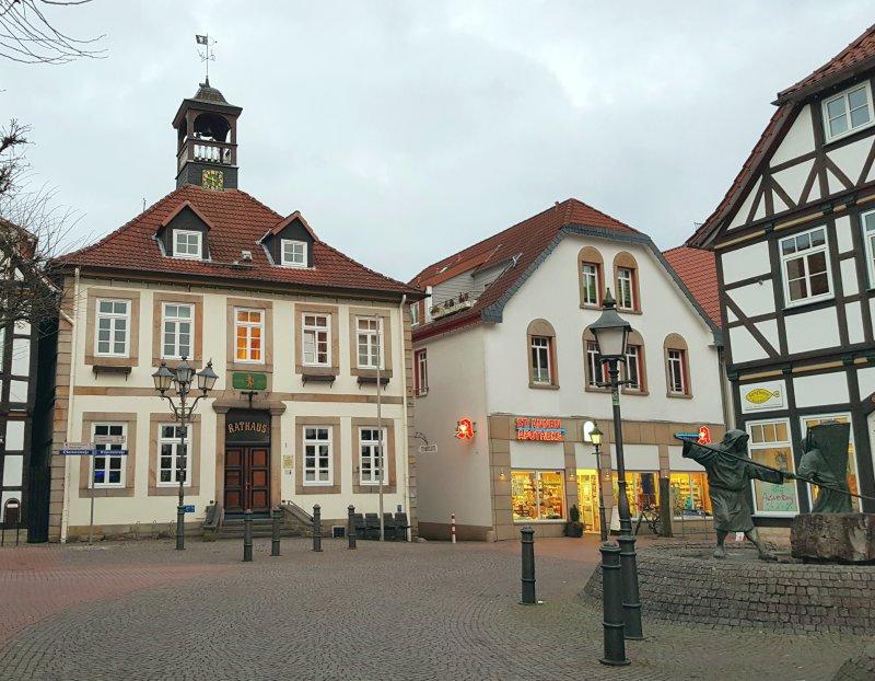 Bad Münder Rathaus