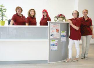 Sozialer Betreuungsdienst Wesertal_Martina Schaper und ihr pyrmonter Team_©Brümmer