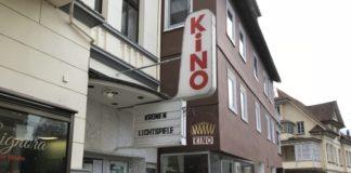 Bad Pyrmont Kino Kronenlichtspiel