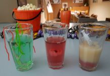 Schaurige Drinks_Halloweenparty_Jugendtreff Salzhemmendorf