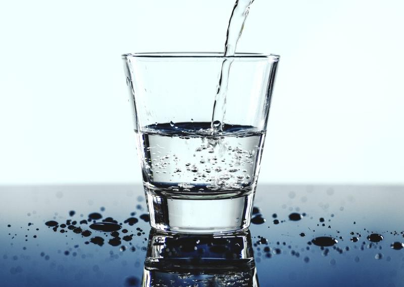 Wasser Trinkwasser Gesund
