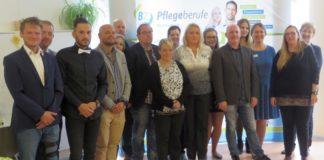 neue Pflegekräfte_Bildungszentrum für Pflegeberufe Weserbergland