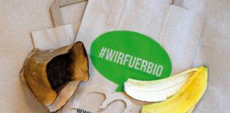 Bio Müll Plastik Papier