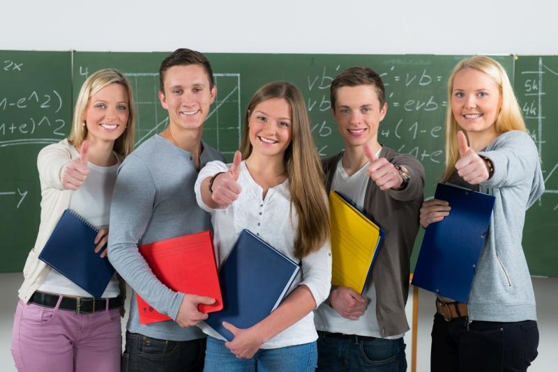 Schüler Azubi Abschluss