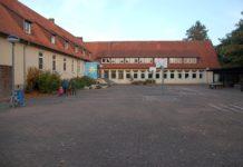 Freie Schule Weserbergland_Schulhof
