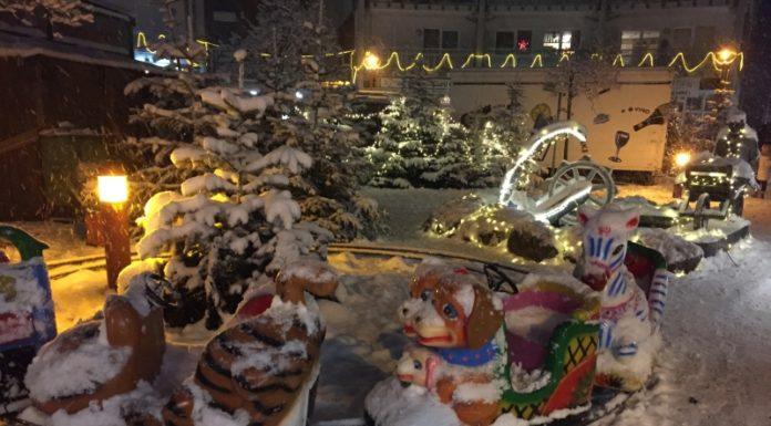 Emmerthal Weihnachtsmarkt Mitte