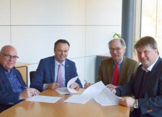 Ohrbergpark_ Pflegevertrag verlängert