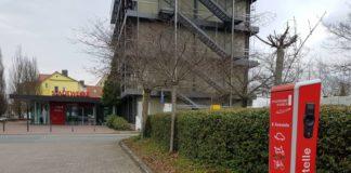 Stadtwerke HM und E-Tankstelle - knop
