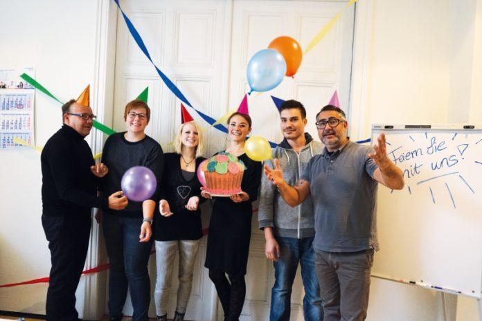NW-Team Geburtstag