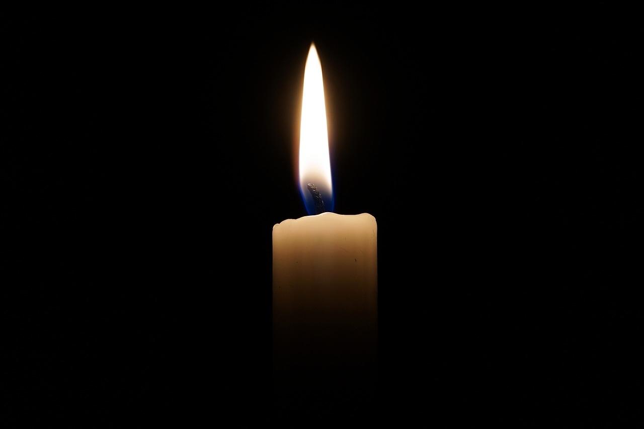 Kerze Gedenken