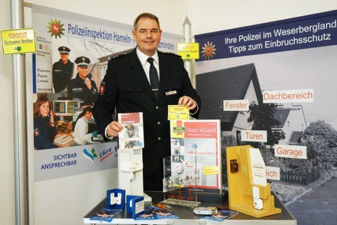 Einbruchschutz Bente Polizei