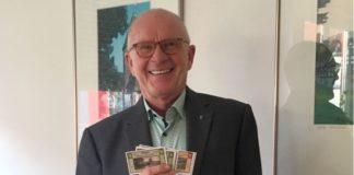 Lügde_Bürgermeister Heinz Reker_Lügder Notgeld