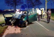 Verkehrsunfall_Herkensen_Beschädigter Toyota