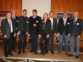 Vorstand Weserbergland Tourismus_Mitgliederversammlung 2018