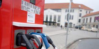 Ladesäulen E-Mobilität Hameln Stadtwerke